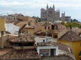 Blick auf die Altstadt von Palma