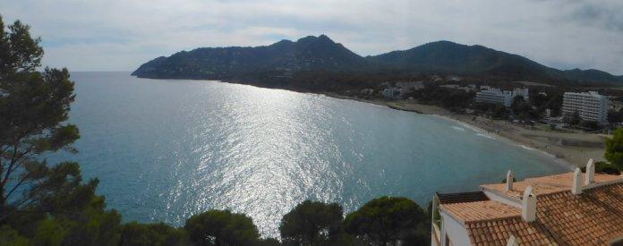 Bucht von Canyamel