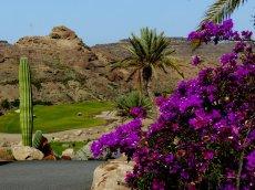 Arizona lässt grüßen - Golf Anfi Tauro