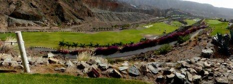 Anfi Tauro Golf - eine Herausforderung!