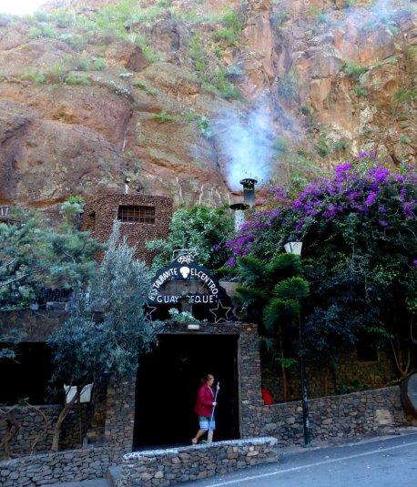 Höhlensiedlungen