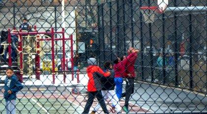 Beim Street Baskeball