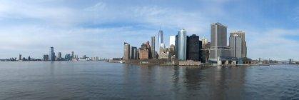 New Jersey und Downtown