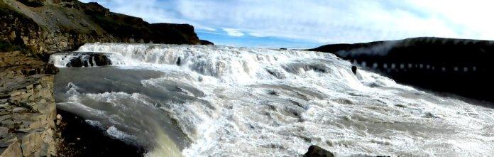 Wasserfall Gullfoss