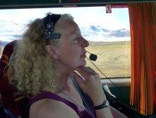 Reiseleiterin Svava - Island