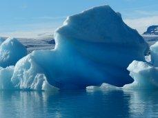 Symphonie in Blau - Island