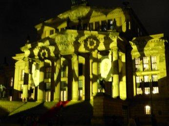 Konzerthaus am Gendarmenmarkt /Festival of Lights)