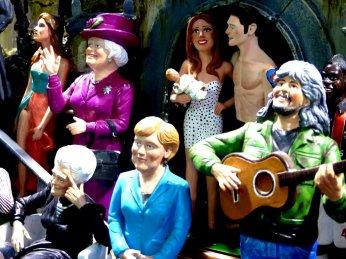 Merkel in guter Gesellschaft
