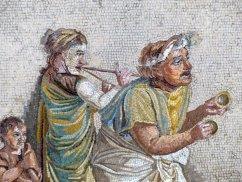 Mosaiken aus Pompeji