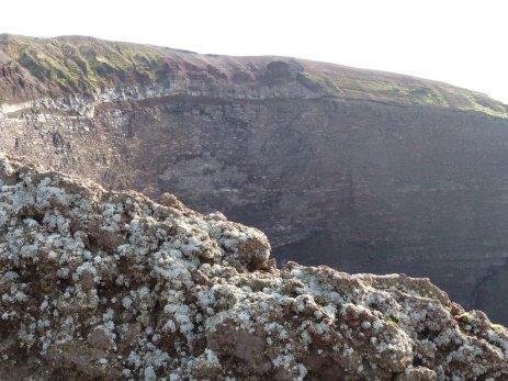Krater aus anderer Sicht