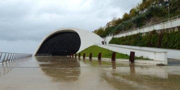 Konzerthaus von Oskar Niemeyer