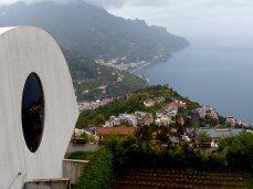 Das Auge von Niemeyers Konzerthaus