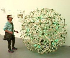 Olafur Eliason, Island, Green Light, Artistic Workshop