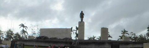 Denkmal un Mausoleum von Che G.