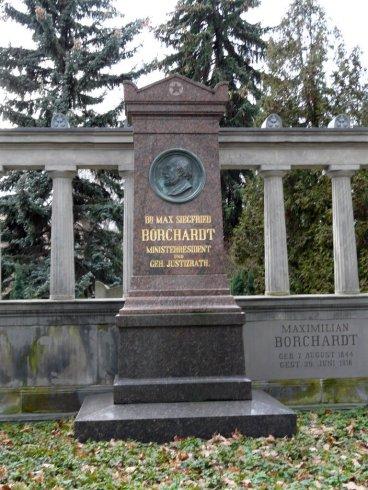 Max Siegfried Borchardt, 1815-1880, ein deutscher Politiker und Diplomat