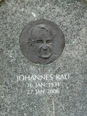 Johannes Rau. Bundspräsident