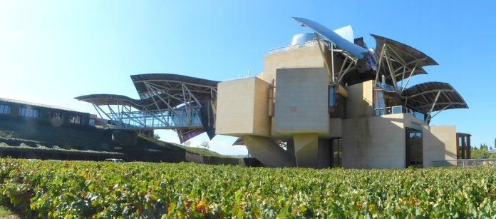 Architektur von Gehry...