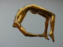Louise Bourgeois, Arch of Hysteria