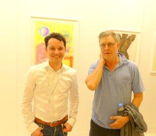Rainer Fetting bei Galerie Fuchs