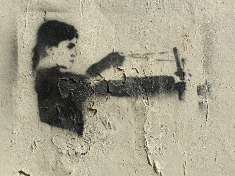 Kunstvolles Grafitti