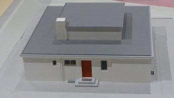 Modell vom Haus am Horn von Georg Muche