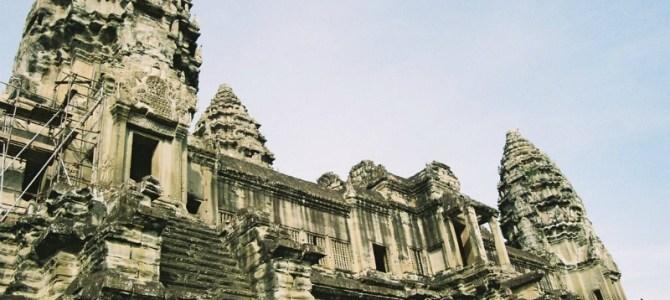 Das Lächeln Südostasien (Kambodscha)