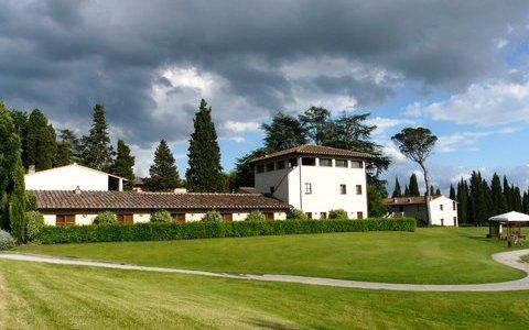 Golf und Wellness im Norden der Toscana