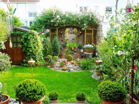 mein schoener garten de ideen reihenhausgarten gestalten - wissen, tipps und tricks - mein