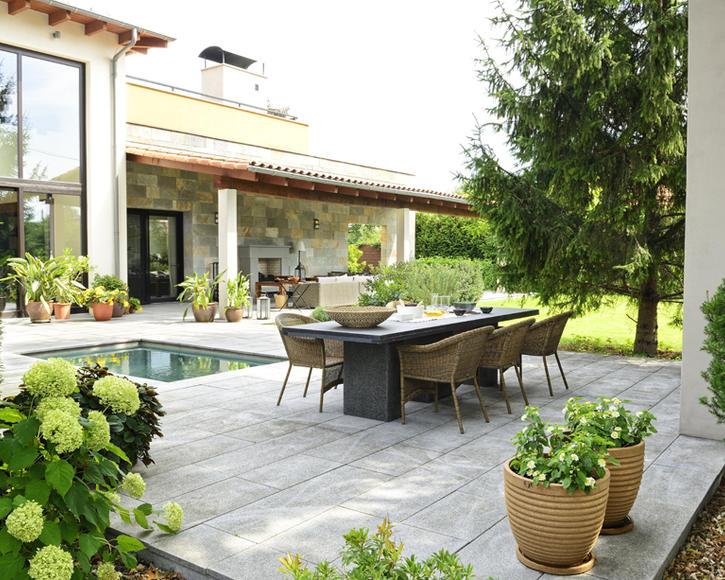 Terrassengestaltung Ideen zum Nachmachen  Mein schner Garten