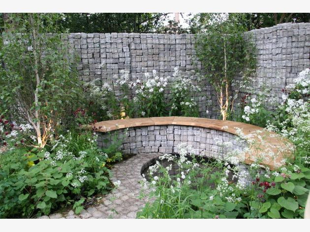 Gartengestaltung Mit Gabionen Ideen Und Materialien Mein