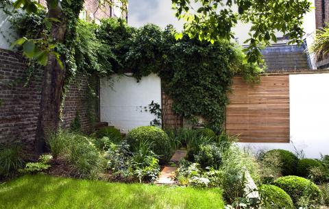 Innenhof gestalten  Mein schner Garten