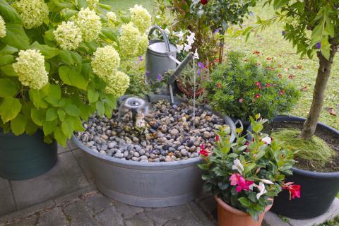 Mein Schner Garten Deko Gallery Of Holzwand Garten