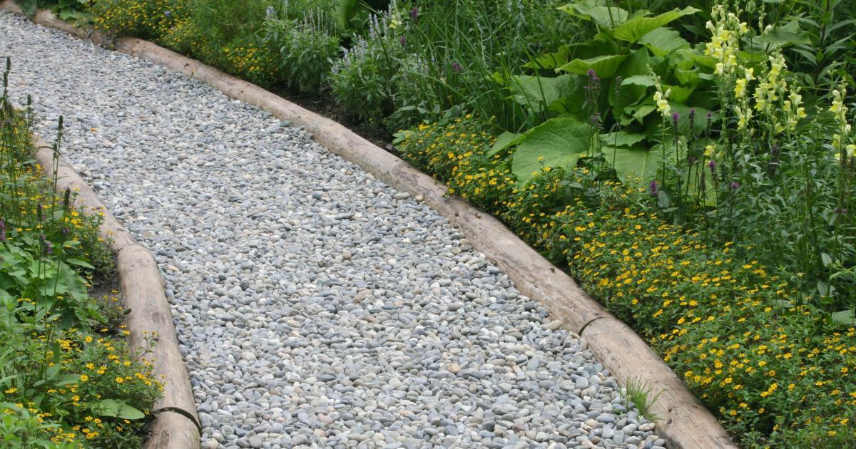 Gartenwege mit Stil  Mein schner Garten