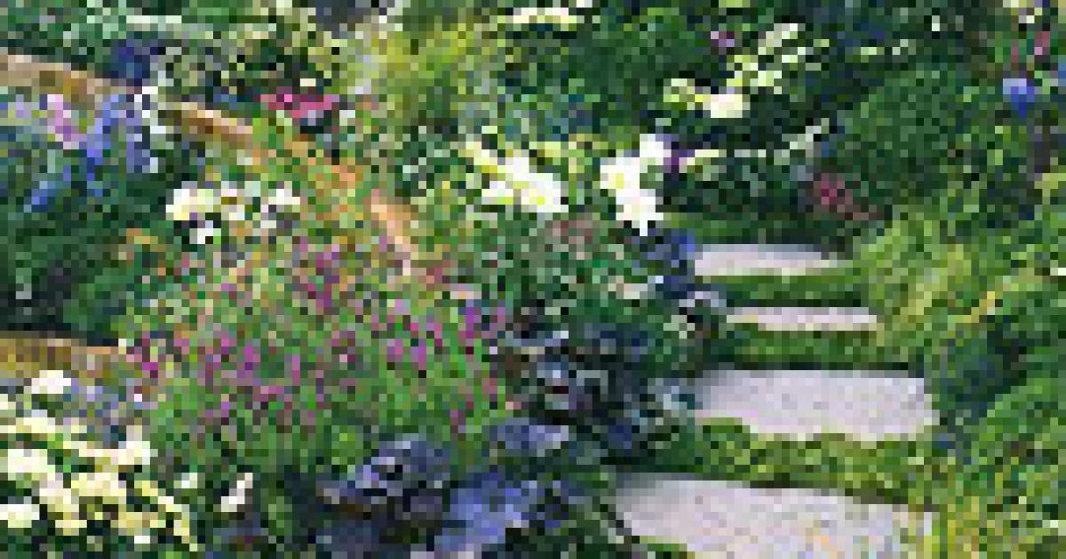 Gartenwege fr jeden Geschmack  Mein schner Garten
