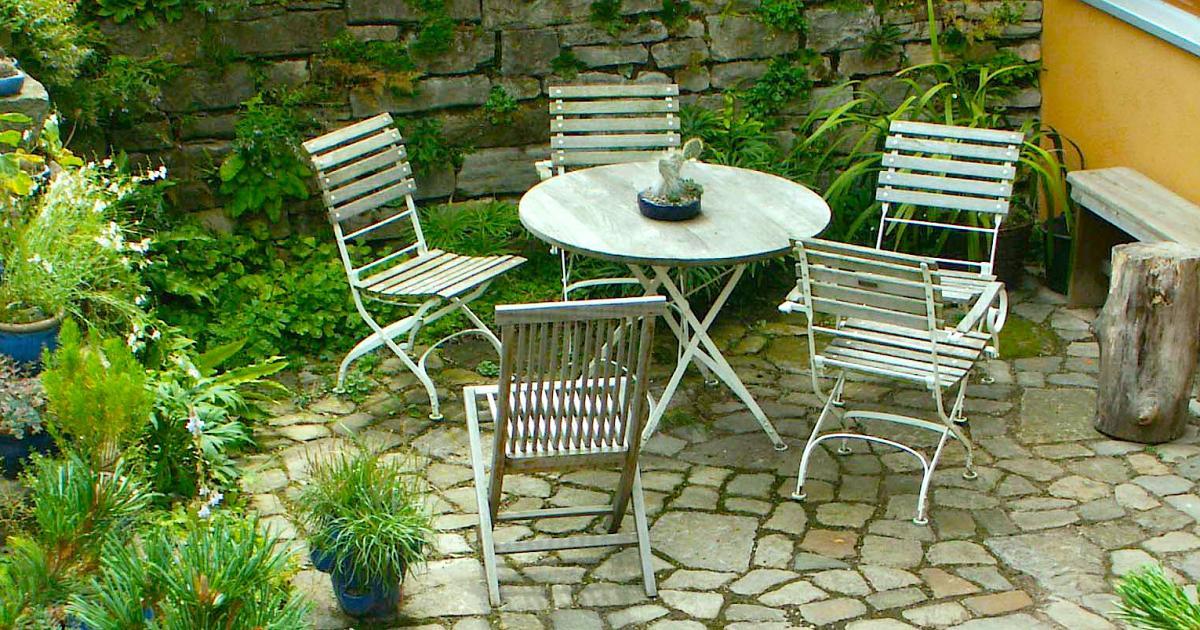 Gartengestaltung mit Natursteinen  Mein schner Garten