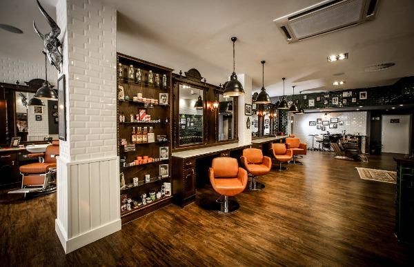Hagis Barber Shop Dsseldorf  meinvollbartde