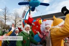 Vorfreude in Liesborn: Rosenmontag wird es königlich