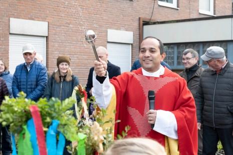 P. Matthäus verlässt die Pfarrei nach 10 Jahren | Foto: Brüggenthies