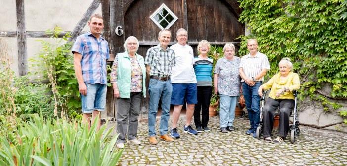 Familienforschung: US-Amerikaner machen sich in Wadersloh auf Spurensuche nach ihren Vorfahren