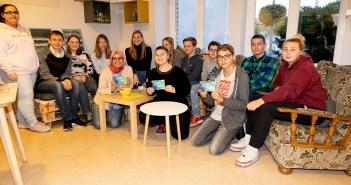 Villa Mauritz: Frischer Wind und ein neuer Anstrich lassen Jugendtreff in neuem Glanz erstrahlen