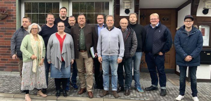 SPD-Fraktion diskutiert Haushaltsplanentwurf für 2020 [PRESSEMITTEILUNG]