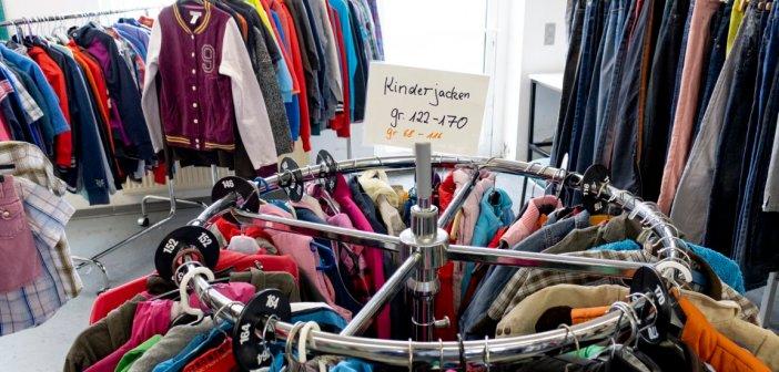 Kleiderkammer öffnet wieder