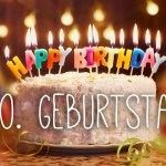 Alles Gute Zum 30 Geburtstag Freundin Gluckwunsche Zum 30 Geburtstag Geburtstagsspruche 30 2020 02 09
