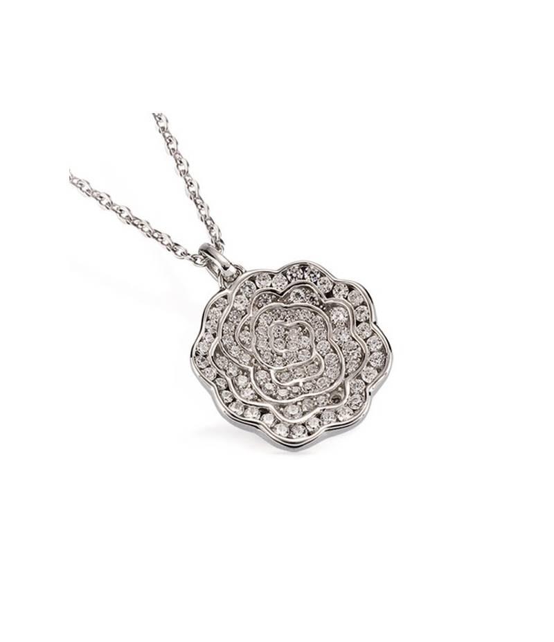 Anhnger Silber 925 rhodiniert