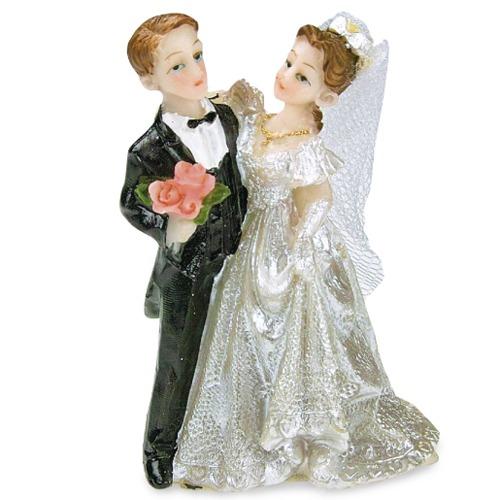 Wilton Tortendekoration Figuren fr Hochzeitstorte plastik 15 cm  MEINCUPCAKE Shop