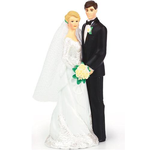 Wilton Tortendekoration Figuren fr Hochzeitstorte plastik 12 cm  MEINCUPCAKE Shop