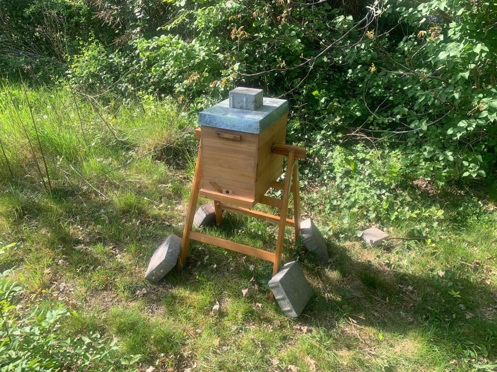 Bienenbox Brutableger