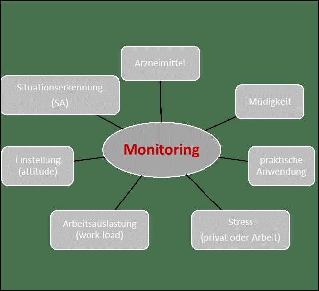 Monitoring im Flugbetrieb (Pilot Monitoring)