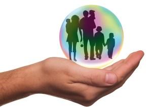 Krankenversicherungen und Familie