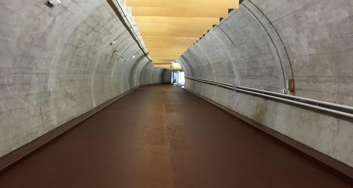 Licht am Ende des Tunnels – Neuigkeiten